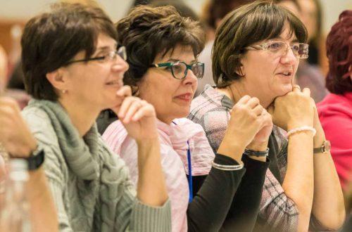 Második Iskolai Agresszió Kezelési Pedagógus Konferencia 2019. a Virágozz és Prosperálj Alapítvány szervezésében